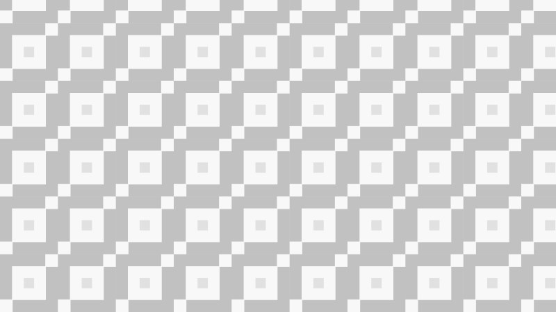 White Seamless Square Pattern Background