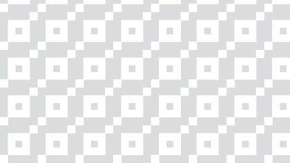 White Square Pattern Vector