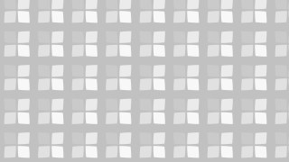 White Geometric Square Pattern Background Design