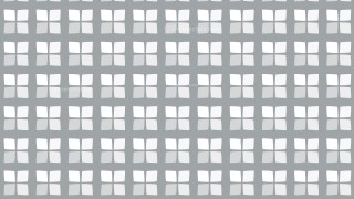 White Seamless Square Pattern Vector Graphic