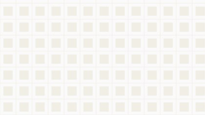 White Seamless Square Background Pattern