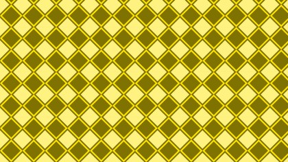 Yellow Geometric Square Pattern Background Illustrator