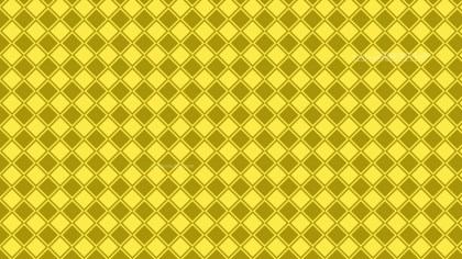Yellow Seamless Geometric Square Background Pattern Image
