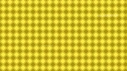 Yellow Seamless Geometric Square Background Pattern Image