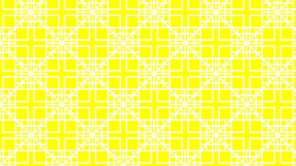 Light Yellow Square Pattern Illustrator