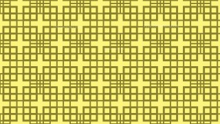 Yellow Geometric Square Pattern Vector Art