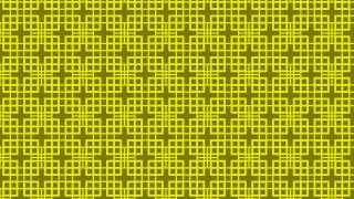 Yellow Geometric Square Pattern Background Graphic