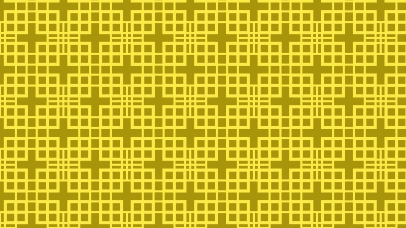 Gold Seamless Square Background Pattern Vector Graphic