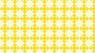 Light Yellow Seamless Geometric Square Background Pattern