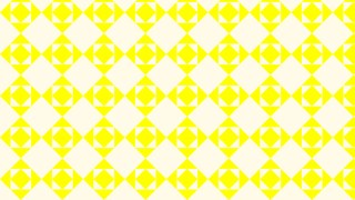 Light Yellow Geometric Square Background Pattern Vector Image