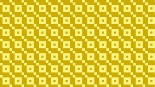 Gold Square Background Pattern