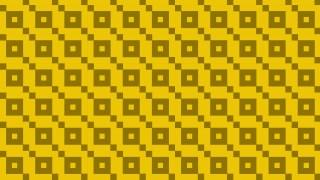Yellow Geometric Square Pattern Background