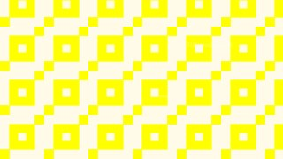Light Yellow Seamless Square Pattern Background
