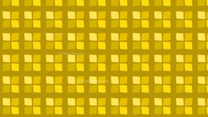 Gold Seamless Geometric Square Background Pattern