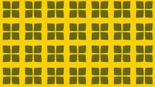 Yellow Square Background Pattern Illustrator