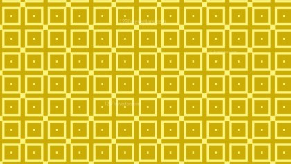 Gold Seamless Square Pattern Background Illustration