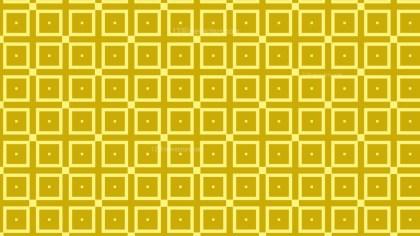 Gold Seamless Square Pattern Background Illustration