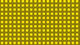Yellow Seamless Square Pattern Background