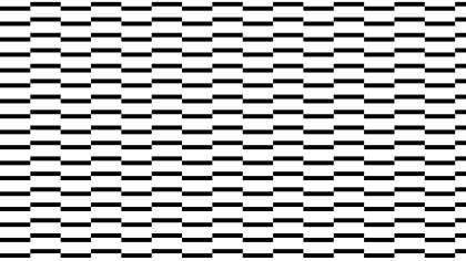 Black and White Stripes Pattern Background