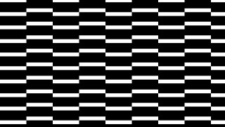 Black and White Stripes Background Pattern