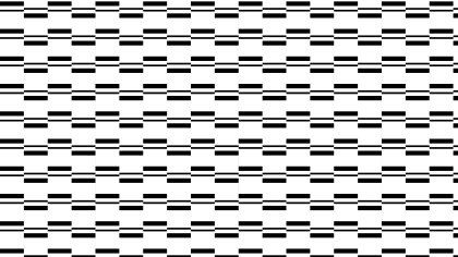 Black and White Seamless Stripes Pattern