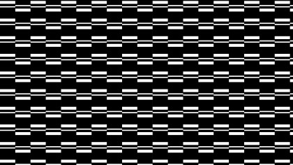 Black and White Seamless Stripes Pattern Background