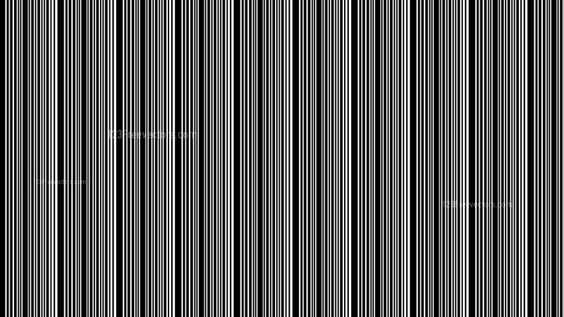 Black and White Vertical Stripes Background Pattern