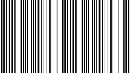 Black and White Seamless Vertical Stripes Pattern Background