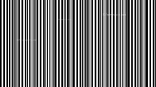 Black and White Vertical Stripes Pattern Design