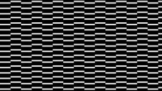 Black Seamless Stripes Pattern