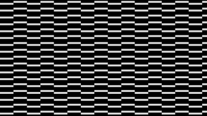 Black Seamless Stripes Pattern