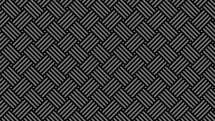 Black Seamless Stripes Background Pattern Illustration