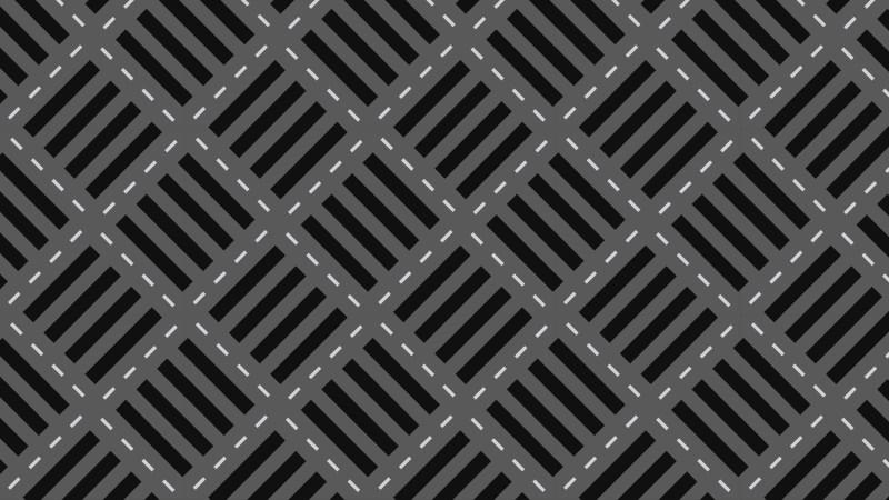 Black Seamless Stripes Pattern Background