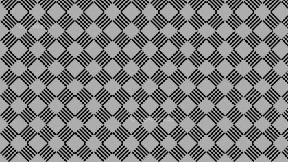 Black and Grey Stripes Pattern Vector