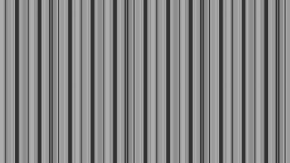 Black and Grey Seamless Vertical Stripes Pattern Vector Image