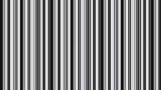 Black and Grey Seamless Vertical Stripes Background Pattern Vector Illustration