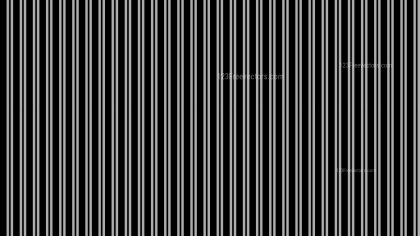 Black and Grey Vertical Stripes Pattern