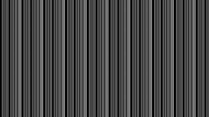 Black Vertical Stripes Background Pattern