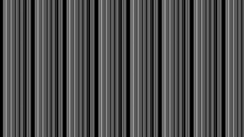Black Seamless Vertical Stripes Pattern