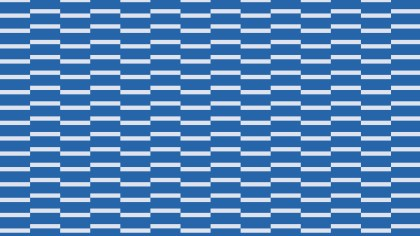 Blue Stripes Pattern Background Illustration