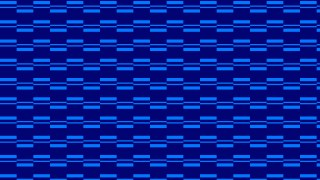Royal Blue Striped Geometric Pattern