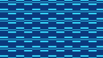 Blue Seamless Geometric Stripes Pattern