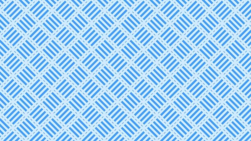 Light Blue Seamless Stripes Pattern