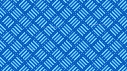 Blue Stripes Pattern Graphic