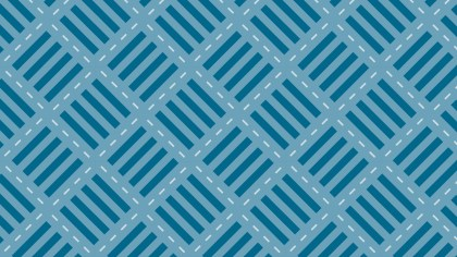 Blue Seamless Stripes Pattern Image