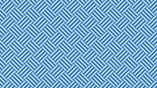 Blue Seamless Stripes Pattern Background