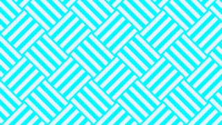 Cyan Stripes Pattern Background Image