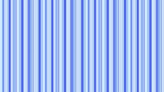Blue Seamless Vertical Stripes Pattern Background Vector