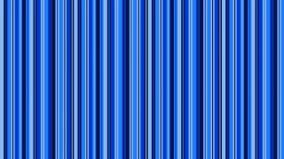 Blue Seamless Vertical Stripes Background Pattern Vector Art