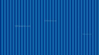 Blue Vertical Stripes Pattern